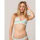 HURLEY Quick Dry Periwinkle Bikini Top