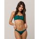 BILLABONG Sol Searcher Emerald Super Cheeky Bikini Bottoms