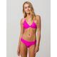 BILLABONG Tanlines Hot Pink Cheeky Bikini Bottoms