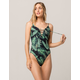 RIP CURL Palm Beach One Piece Swimsuit