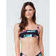 RIP CURL Sundrenched Bandeau Bikini Top