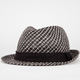 BLUE CROWN Mens Fedora