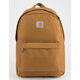 CARHARTT Trade Carhartt Brown Backpack