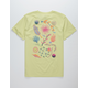 VOLCOM Neon Levitate Boys T-Shirt