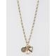 FULL TILT Marble Cluster Necklace
