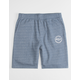 VOLCOM Rainmaker Blue Boys Sweat Shorts