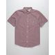 LRG Lifted Gingham Mens Shirt