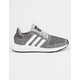 ADIDAS Swift Run Grey Boys Shoes