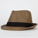 BLUE CROWN Slater Mens Fedora