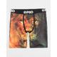 PSD Lion Galaxy Boys Boxer Briefs