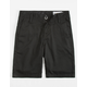 VOLCOM Frickin Drifter Black Boys Shorts