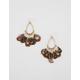 FULL TILT Feather Earrings