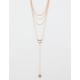 FULL TILT Heart Layered Necklace