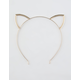 FULL TILT Tubular Cat Ears Headband