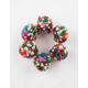 FULL TILT Rainbow Pom Scrunchie