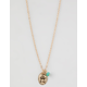 FULL TILT Rose Coin Necklace