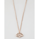 FULL TILT Infinity Heart Necklace