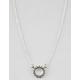 FULL TILT Rhinestone Sunflower Necklace
