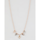 FULL TILT Dainty Hearts Necklace