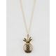 FULL TILT Pineapple Necklace