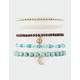 FULL TILT 5 Pack Sun & Moon Bracelets