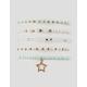 FULL TILT 5 Pack Star Bracelets