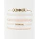 FULL TILT 5 Pack Moon Bracelets