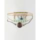 FULL TILT 5 Pack Tassel Moonstone Bracelet