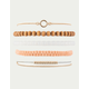 FULL TILT 5 Pack Circle & Braid Bracelets