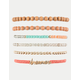 FULL TILT 6 Pack Braid & Dreamer Bracelets