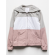 FULL TILT Colorblock Girls Windbreaker Jacket