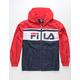FILA Color Block Boys Windbreaker Jacket