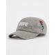 DOPE M.O.B. Gray Mens Dad Hat