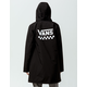 VANS Alliance Womens Long Windbreaker Jacket