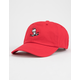 HUF x Peanuts Snoopy Red Dad Hat