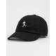 HUF x Peanuts Snoopy Black Dad Hat