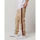 BROOKLYN CLOTH Side Taping Mens Jogger Pants