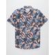 QUIKSILVER Hippy Beach Mens Shirt