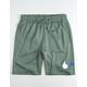 NIKE SB Dri-FIT Sunday Green Mens Sweat Shorts