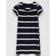 FULL TILT Stripe Girls T-Shirt Dress