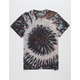 BROOKLYN CLOTH Spiral Tie Dye Boys T-Shirt