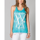 YOUNG & RECKLESS Hours Pass Womens Tank