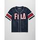 FILA Kyler Mens Baseball Jersey