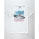 RIOT SOCIETY Skeleton Surf Mens T-Shirt