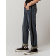 RSQ London Side Taping Mens Skinny Tapered Jeans
