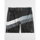 RIP CURL Mirage MF React Ultimate Black & Grey Mens Boardshorts