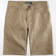 LRG Core Collection Mens Twill Shorts