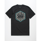 RIP CURL Mason Pineapple Mens T-Shirt