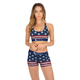 ETHIKA Flag Sports Bra