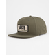 VANS Rowley Grape Leaf Mens Snapback Hat